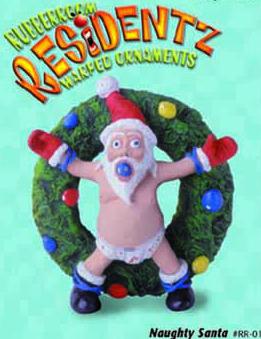 rubber room residence   Santa