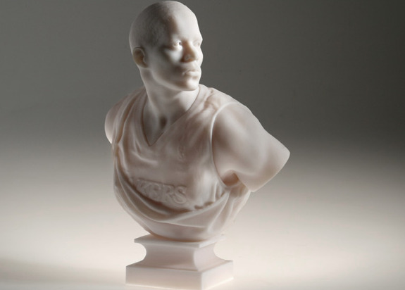 Kehinde Wiley bust 3