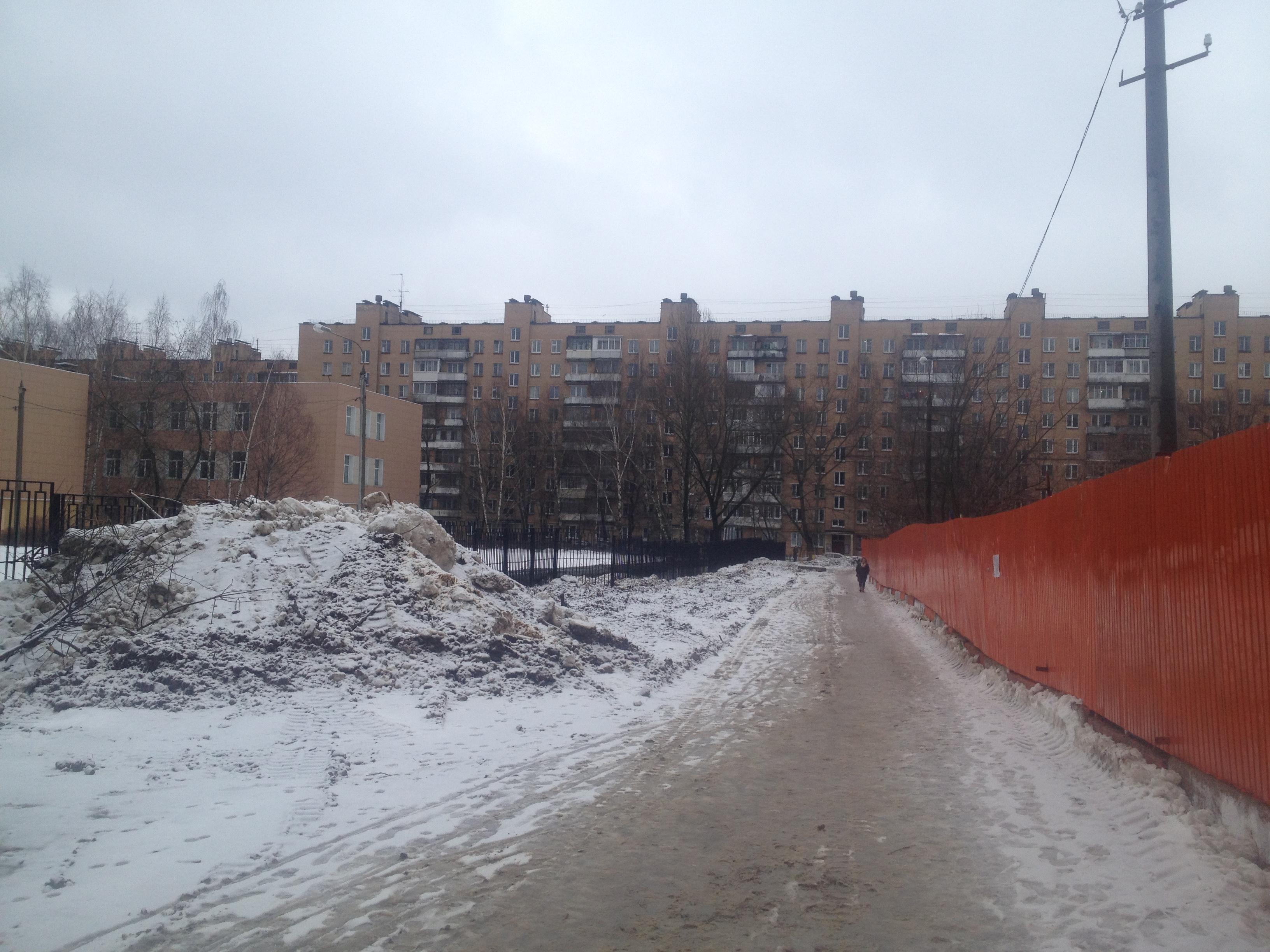 М.О., г. Одинцово, 7 мкрн, корпус А