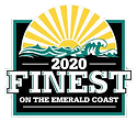 2020 Finest on the Emerald Coast logo