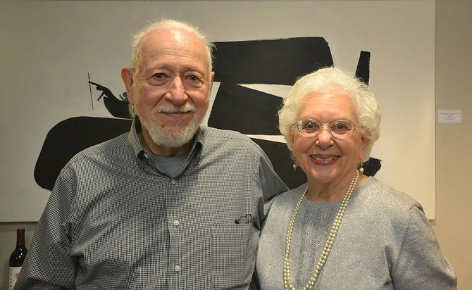 Reception featuring Murry Handler's art to be held at Bold Building Nov. 6