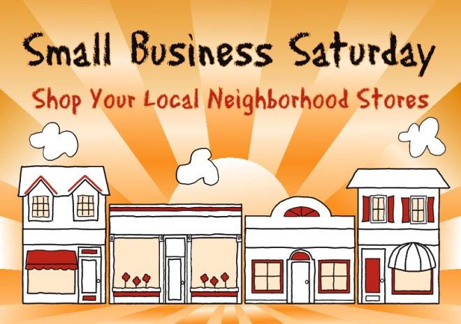 SHOP SMALL at Governors Village on Saturday, November 30th!!!