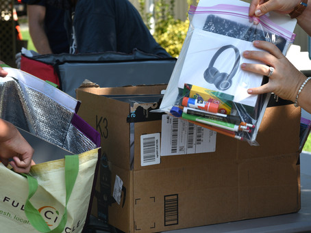 Bold Foundation Donates School Supplies in Partnership with Chatham County Schools