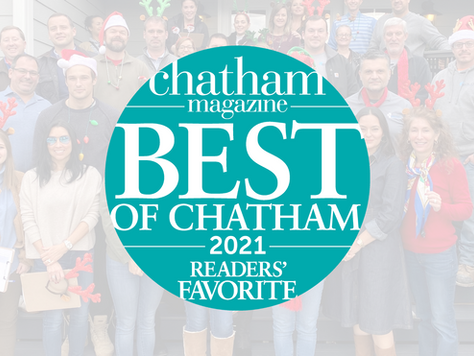 CHATHAM IS BOLD!