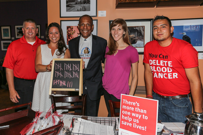 Bean & Barrel's 'Save the Fox' Event Registers 44 New Donors, Raises