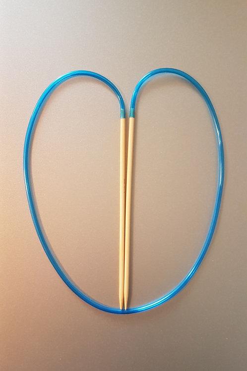 4.0 mm rundpind (bambus)
