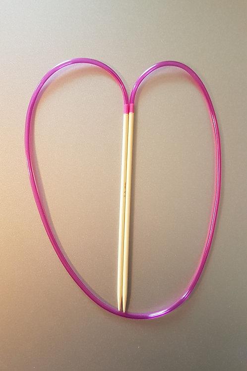 3.5 mm rundpind (bambus)