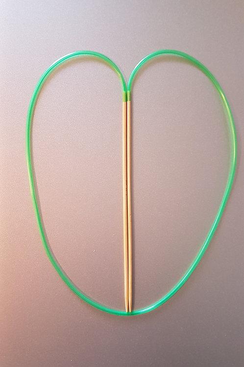 2.25 mm rundpind (bambus)