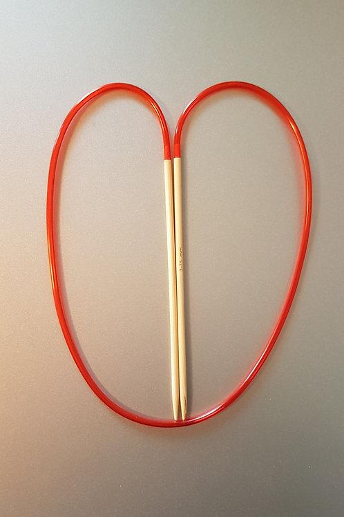 2.75 mm rundpind (bambus)