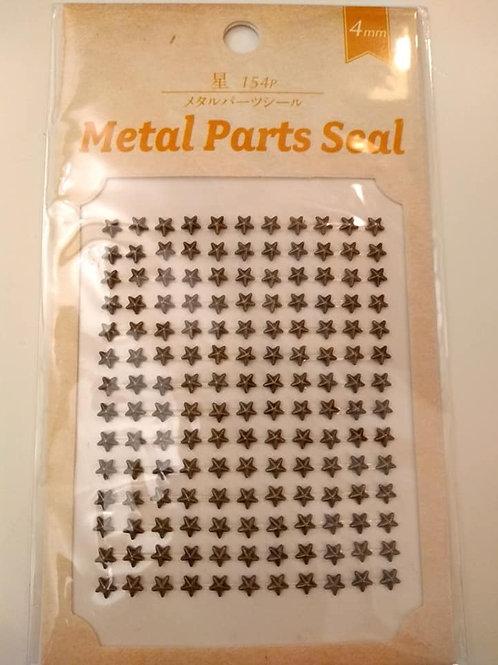 Små stjerner i metal