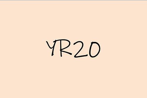 Copic Ciao YR20