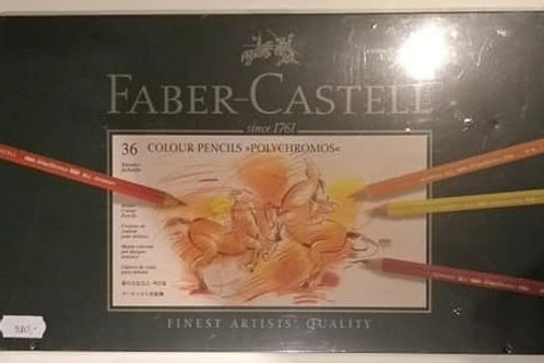 Faber Castell farveblyanter