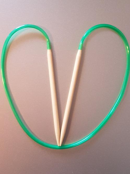 4.5 mm rundpind (bambus)