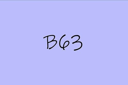 Copic Sketch B63
