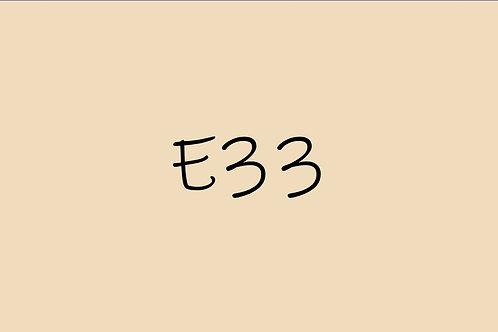 Copic CIao E33