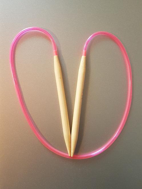 9.0 mm rundpind (bambus)