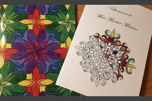 Mine Mønster Malerier (varenr. BM001)