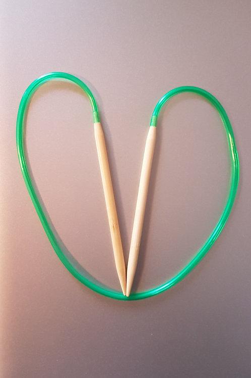 6.5 mm rundpind (bambus)
