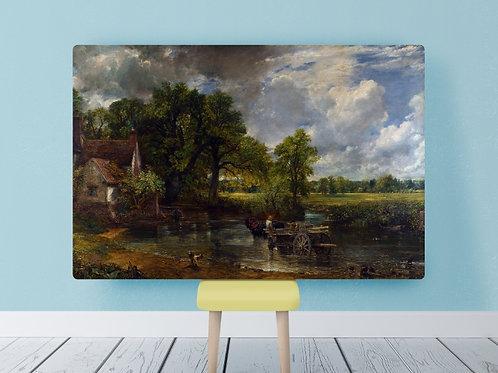 John Constable, Carroça de Feno,quadro,poster,gravura,replica,canvas,reprodução,tela,fotela,pintura