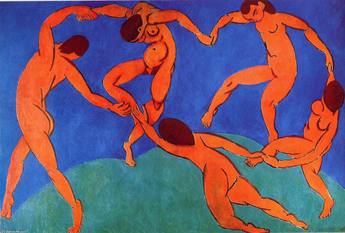 Matisse - Dança