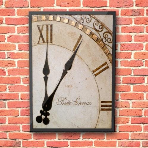 relógio, quadro de relógio, gravura relógio, quadro, poster, gravura, decorativo, reprodução, canvas, replica, releitura,tela