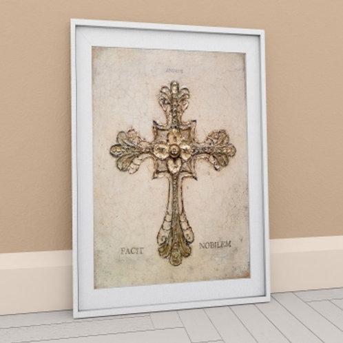cruz, crucifixo, religioso, quadro crucifixo, decorativo, quadro, poster, gravura, reprodução, canvas, replica,releitura,tela