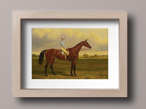 John Frederick Herring, Snr, cavalo, cavaleiro, quadro, poster, gravura, canvas, réplica, reprodução,fototela