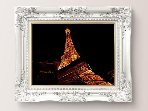 fotografia,Itália,Torre Eiffel,Restaurante,viagem,quadro,canvas,poster,replica,gravura,reprodução,fototela,tela,pintura