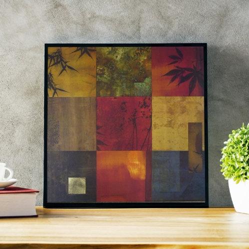 quadro quadriculado, escandinavo, minimalista, quadriculado, decorativo, quadro, poster, gravura, reprodução, canvas, replica