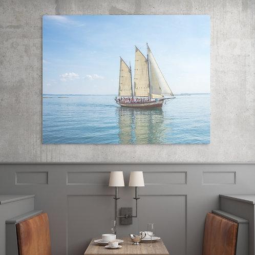 fotografia,Paisagem,mar,barco a vela,marinha,Veleiro,quadro,canvas,poster,replica,gravura,reprodução,fototela,tela,pintura
