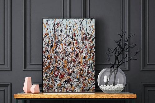 Pollock, Sinfonia nº1,quadro,poster,gravura,replica,canvas,reprodução,fototela,pintura,tela