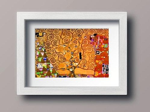 Gustav Klimt - A Árvore da Vida