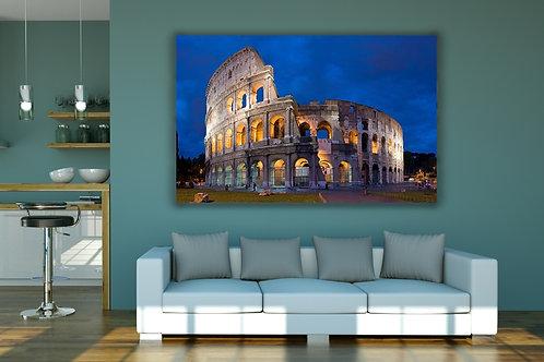 poster,gravura,canvas,quadro decorativo,fotografia,Cidades,Coliseu,Roma,comprar quadros,quadros baratos,sala de jantar