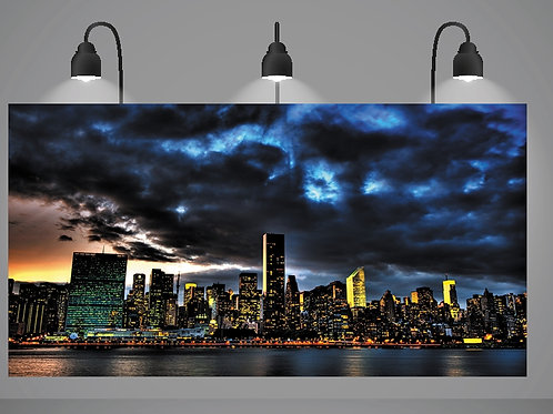 fotografia,cidade,Skyline Urbano,linha horizonte,quadro,canvas,poster,replica,gravura,reprodução,fototela,tel