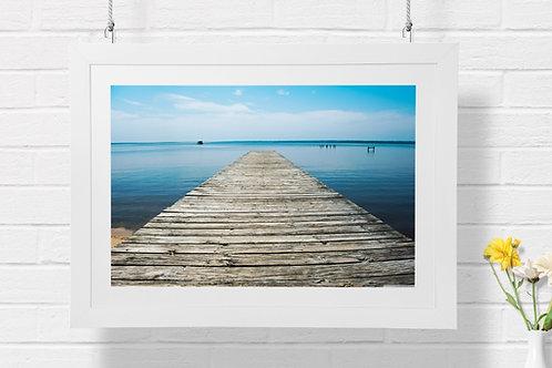 Mar,cais,quadros fotográficos,para,sala,quadros para parede,quadros decorativos ponto turístico,quadro paisagem,poster mar,