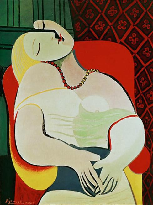 Picasso - O Sonho (Le Revê)