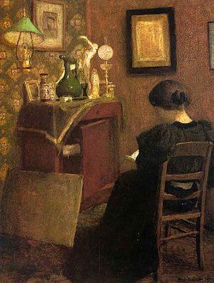 Matisse - Mulher Lendo