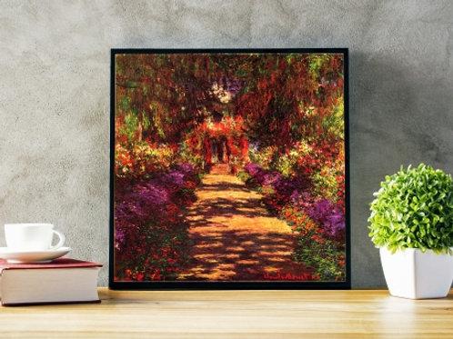 Monet - Jardim em Giverny