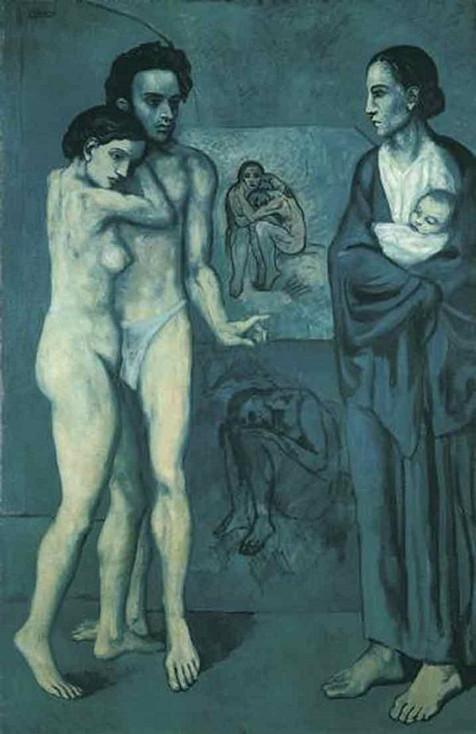Picasso - A Vida