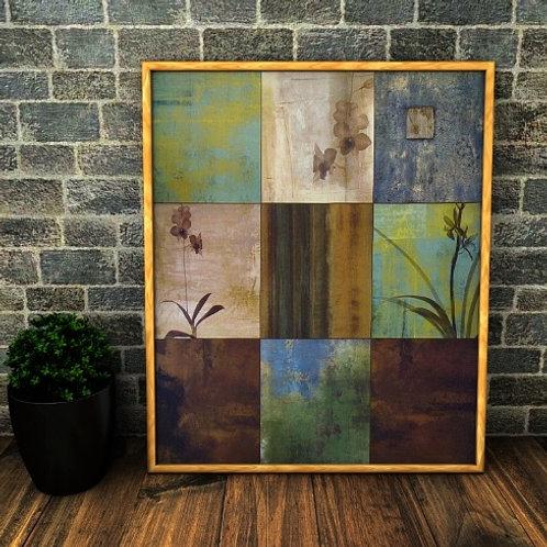 poster quadriculado, gravura quadriculada, quadro quadriculado, tela decorativa, quadro, poster, gravura, reprodução, canvas,