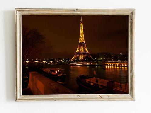fotografia,Torre Eiffel,Eiffel Tower,Sena,poster,gravura,reprodução,réplica,canvas,tela,pintura,fine art