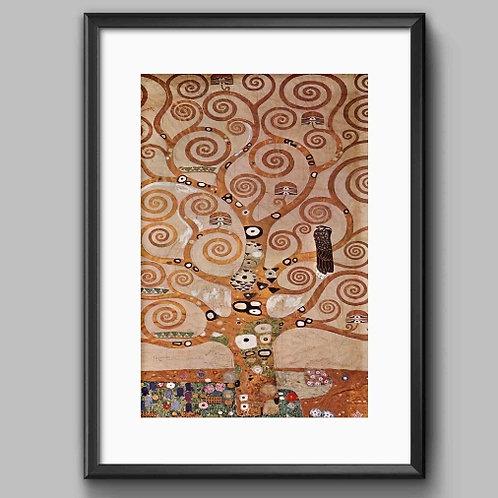 Gustav Klimt - Árvore da Vida