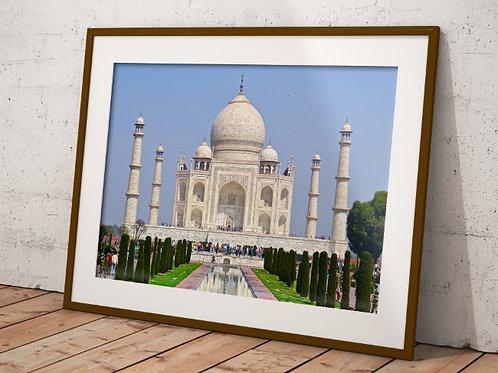 fotografia,Taj Mahal, Índia,ponto turístico,Itália,quadro,canvas,poster,replica,gravura,reprodução,fototela,tela
