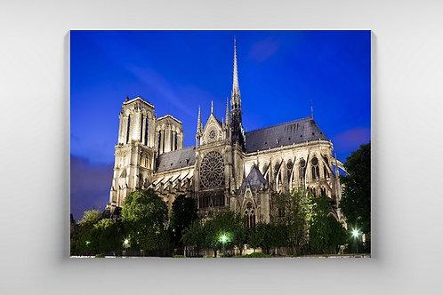 Catedral de Notre Dame,quadros fotográficos,para,sala,quadros para parede,quadros decorativos ponto turístico