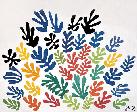 Matisse - La Gerbe