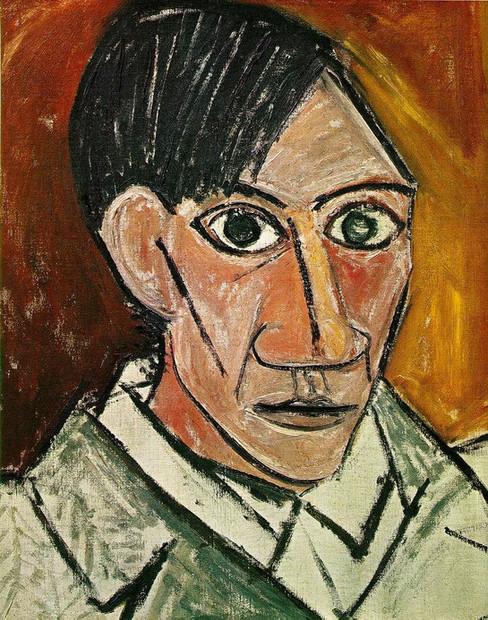 Picasso - Auto Retrato