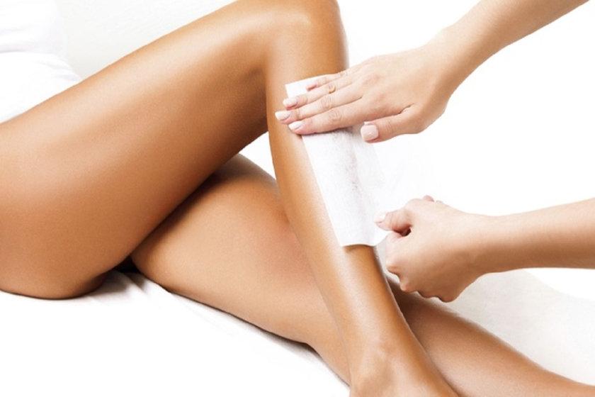 Épilation jambes complète