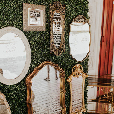 Hedge Wall Mirrors