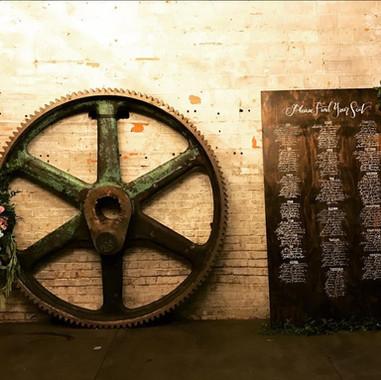 Wooden Script