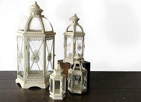 White Lanterns, Various